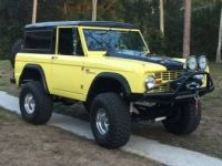 1966 Ford, Bronco