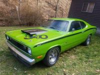 1972 Plymouth, Duster
