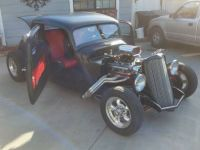 1933 Ford, Coupe