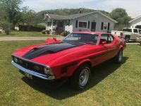 1971 Ford, Mustang