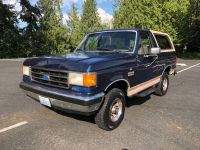 1989 Ford, Bronco