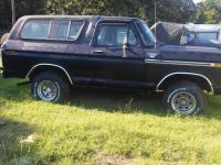1978 Ford, Bronco