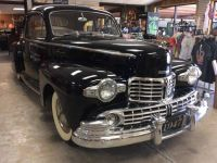 1947 Lincoln, Club Coupe