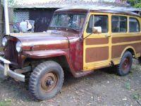 1946 Jeep, Wagon
