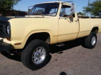 1973 Dodge, Power Wagon