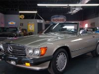 1989 Mercedes-Benz, 560 SL