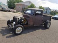 1935 Ford, Pickup