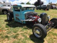 1934 Ford, Rat Rod