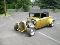 1932 Ford, Cabriolet