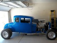 1929 Ford, Hot Rod