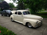 1946 Ford, Business Coupe