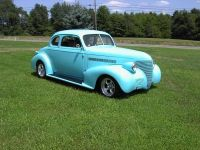 1939 Chevrolet, Coupe