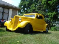 1934 Chevrolet, Coupe