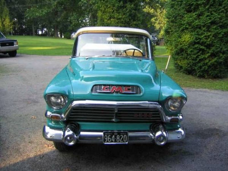 1957 GMC 9300 for sale - Classic car ad from CollectionCar com