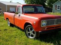 1973 International, Harvester