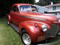 1940 Chevrolet, Coupe