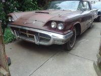 1960 Ford, Thunderbird