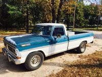 1971 Ford, F250