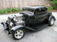 1932 Ford, Coupe