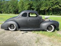 1940 Ford, Coupe
