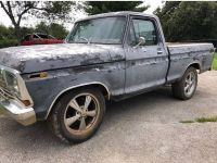 1978 Ford, F100