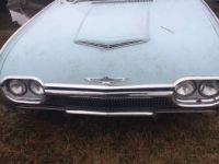 1963 Ford, Thunderbird