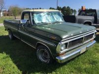 1972 Ford, F100