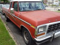 1979 Ford, F250