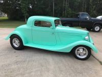 1934 Ford, Coupe