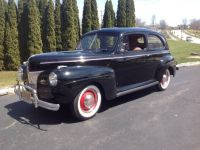 1941 Ford, Super Deluxe