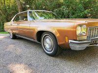1972 Oldsmobile, 98