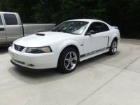 2001 Ford, Mustang