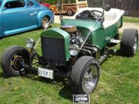 1923 Ford, Model T