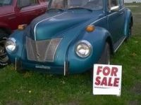 1973 VW/Volkswagen, Super Beetle