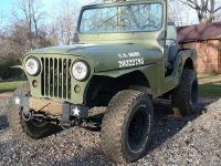 1960 Willys, Jeep