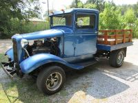 1934 Ford, Pickup