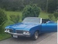 1971 Oldsmobile, Cutlass