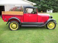 1929 Ford, Model A