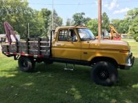 1973 Ford, F250