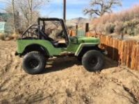 1942 Willys, Jeep