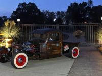 1937 Chevrolet, Rat Rod