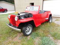 1948 Willys, Jeepster