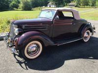 1936 Ford, Cabriolet