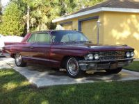1962 Cadillac, Coupe