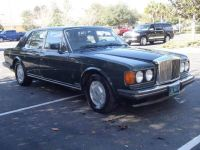 1988 Bentley, Mulsanne