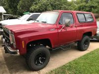 1977 GMC, Jimmy