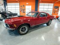 1970 Ford, Mustang