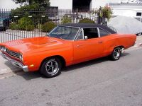1969 Plymouth, Roadrunner