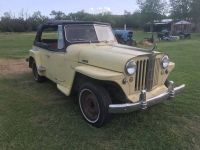 1949 Willys, Overland