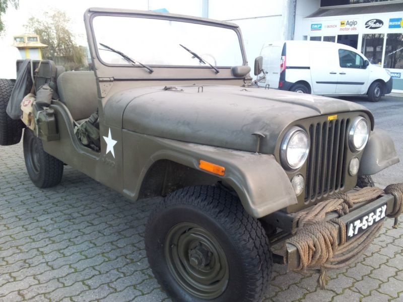 1975 Jeep CJ7 for sale - Classic car ad from CollectionCar.com.